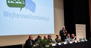 Prezydent Wejherowa zaprasza mieszkańców na spotkanie